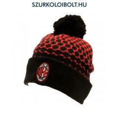 "AC Milan ""Rossoneri"" knitted hat - official ACM product"