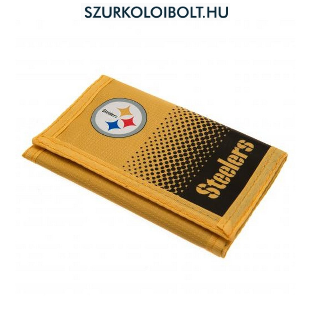 5dc2e0476f Pittsbugh Steelers Wallet - Original football and NFL fan products ...