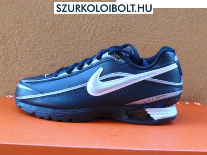 Nike Shox Arraw Lea (M) - fekete Nike shox cipő - Original football ... 618c98717e