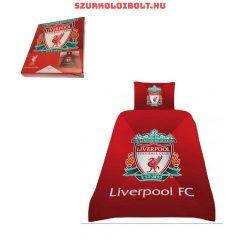 Liverpool FC Football Single Duvet Cover and Pillowcase Premier League Design Bedding