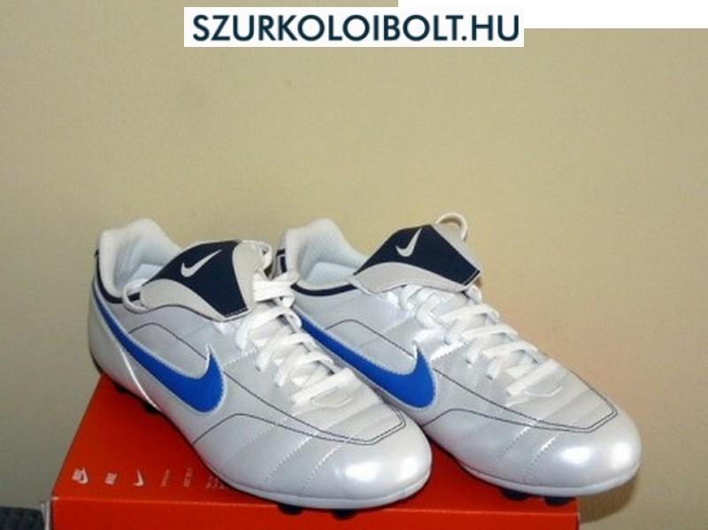 Nike AIR Tiempo Natural II. VT AF Nike foci cipő ( gyöngyházfehér-kék ) 4b3b9bfee6
