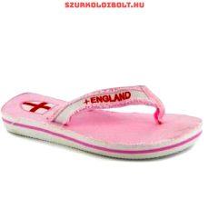 England flip-flop pink
