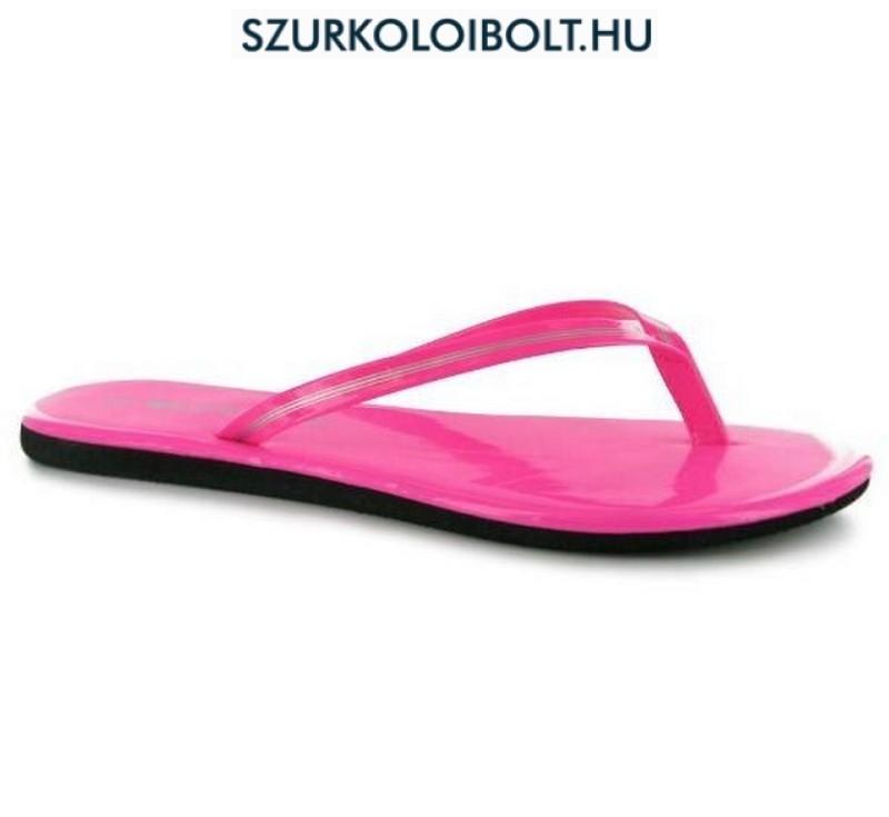 Golddigga Pat Flat flip-flop papucs (pink) - Original football and ... 9850e3841b