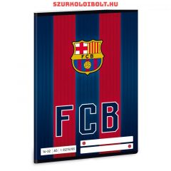 FC Barcelona stripes excercise book  A/5