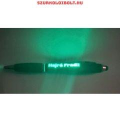 Ferencváros pen with led light