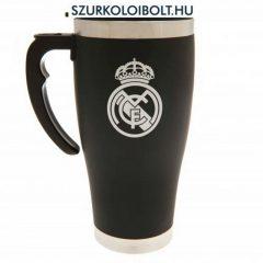 Real Madrid Aluminium Travel Mug BL