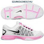 Nike Zoom Courtlite 3 White + Pink Women's Tennis Shoes
