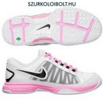 Nike Zoom Courtlite 3 White + Pink Women's Tennis Shoes