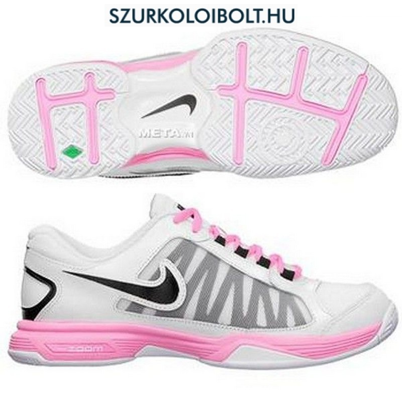 Nike Zoom Courtlite 3 White + Pink Women s Tennis Shoes - Original ... a7ba9985b1