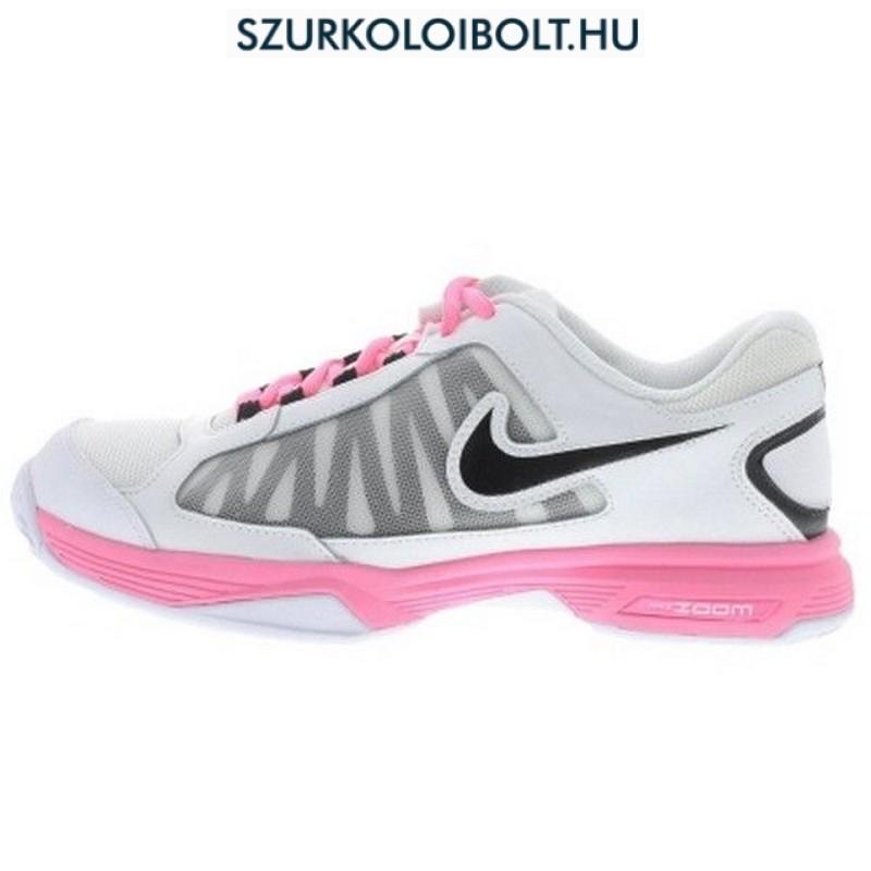 Nike Zoom Courtlite 3 White + Pink Women s Tennis Shoes - Original ... d68fb4e0aa