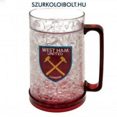 West Ham United Plastic Freezer Tankard