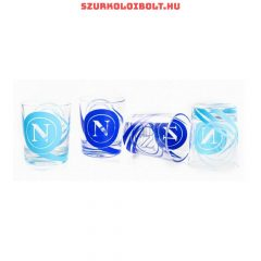 SSC Napoli shot glass set