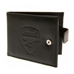 Arsenal FC leather Wallet - official Arsenal product with Crest