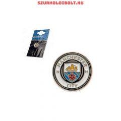 Manchester City F.C. Lapel Badge