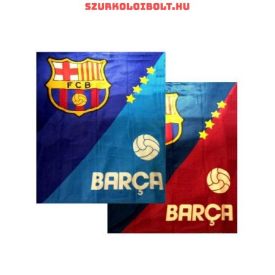 F.C. Barcelona Fleece Blanket
