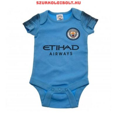 newest 33379 27510 Manchester City body set for babies - original, licensed product (1 piece)