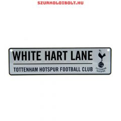 Tottenham Hotspur FC Football Club Crest Metal Window Sign