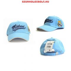 Real Madrid Baseball Cap - official  product
