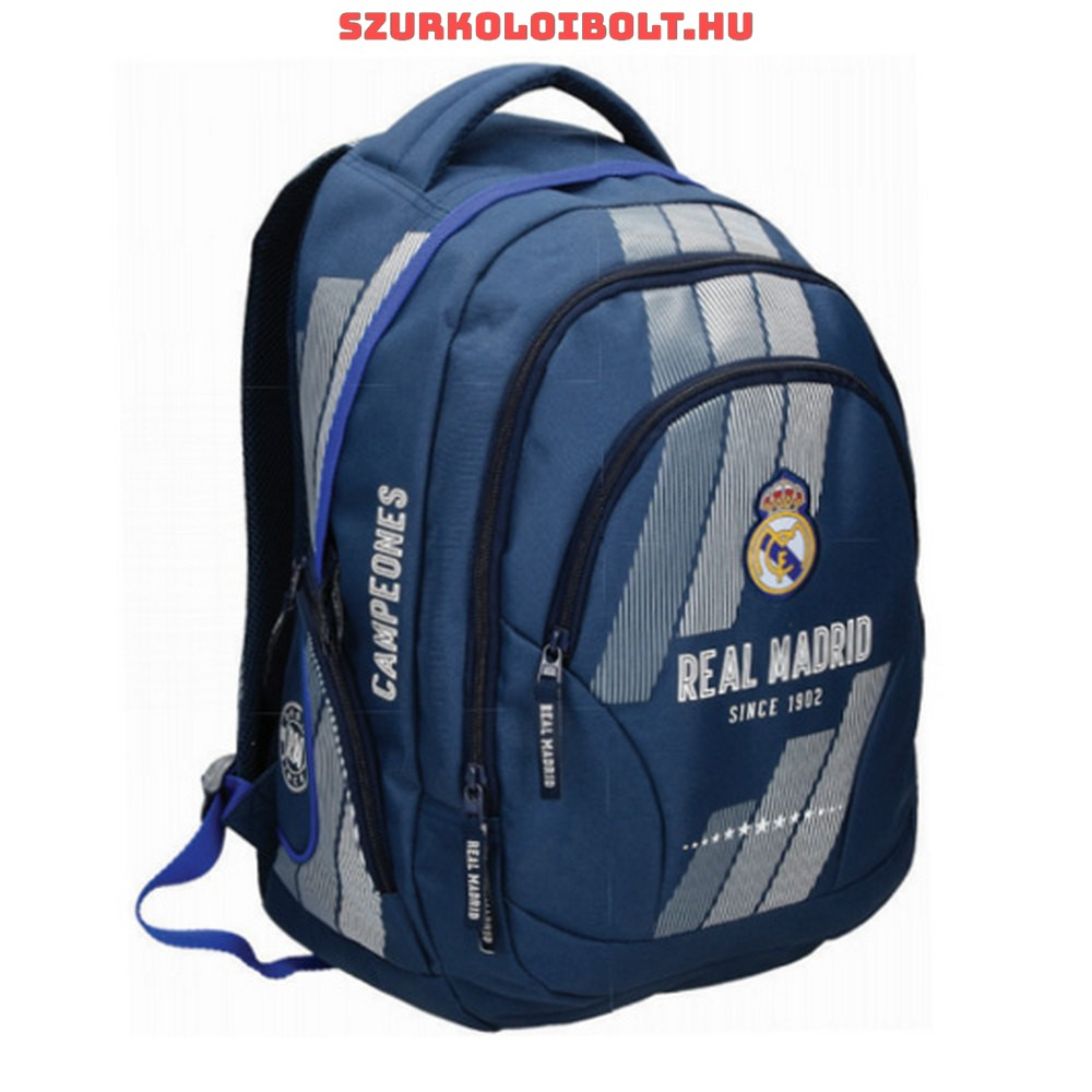 FC Real Madrid FCB Football Club Official Backpack - Original ... cde975fce1