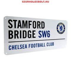 Chelsea Fc Metal Street Sign