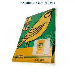 Norwich City.  Towel