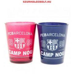 FC Barcelona shot glass set
