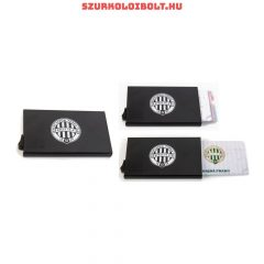 Ferencvaros card holder with  RFID technology