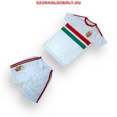 Hungary child football replica shirt and short