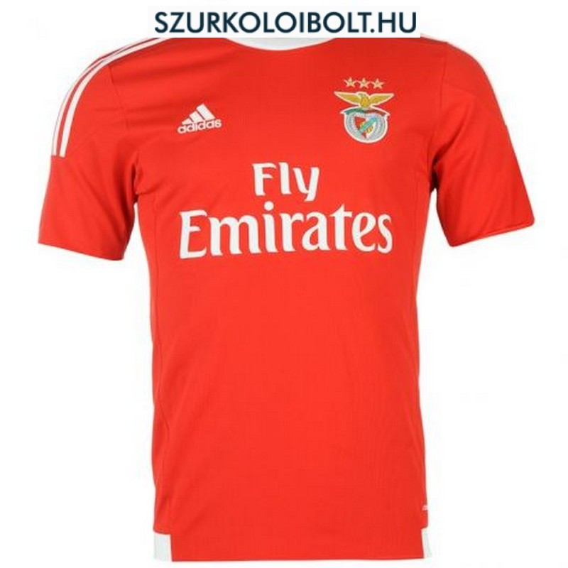 f0f8cbb6be Adidas Benfica Home junior supporter Shirt ( - Original football and ...