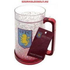 Aston Villa Plastic Freezer Tankard