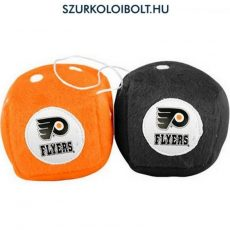 Philadelphia Flyers fuzzy dice