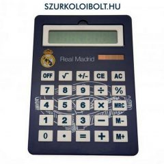 Real Madrid calculator - official licensed product