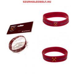 West Ham United  F.C. Silicone Wristband