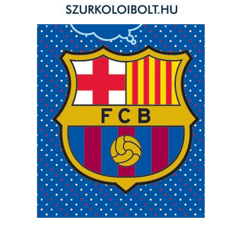 FC Barcelona CF Duvet set - official merchandise - Original football ... c35f9372bc