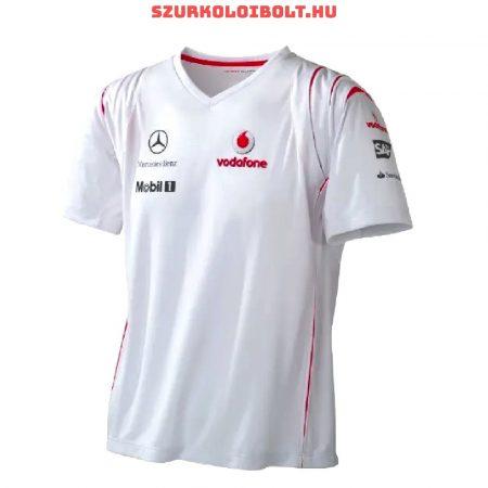 MClaren Formula one shirt
