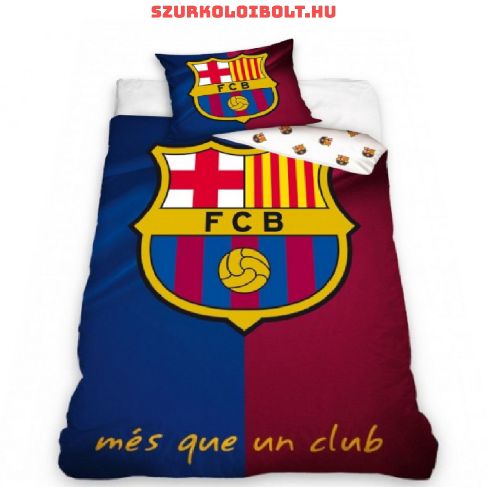 FC Barcelona Team Single Duvet set - Original football and NFL fan ... 6464b9fb36