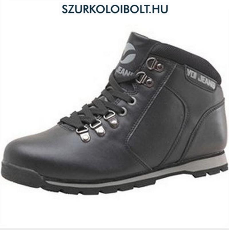 Voi Jeans Bennett Boots - fekete Voi bakancs - Original football and ... dae9a63285