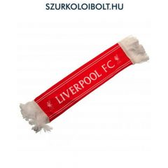 Liverpool FC two sided car scarf