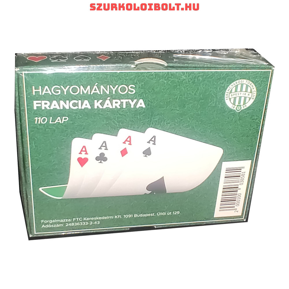 Ferencváros Playing Cards - Original football and NFL fan products ... b21877460e