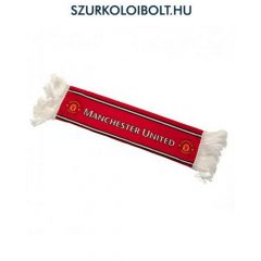 Manchester United two sided car scarf
