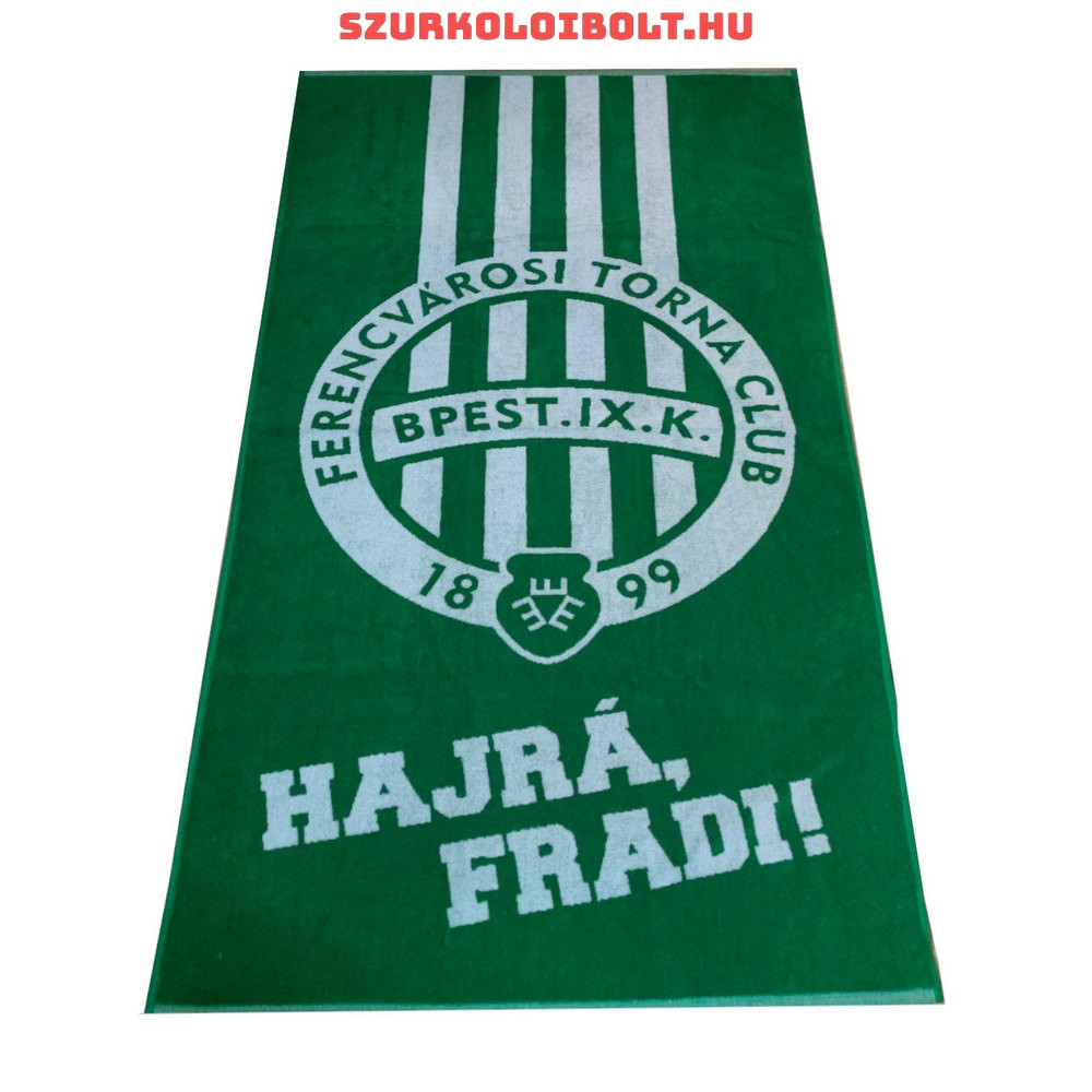 7a03969649d3 Ferencváros Towel - Original football and NFL fan products for all ...