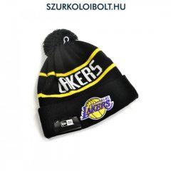 Los Angeles Lakers Beanie Hat Black