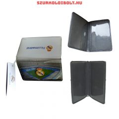 Real Madrid ID card  holder - official merchandise