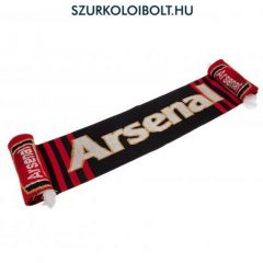 "Arsenal scarf ""Wenger"" - official licensed product"