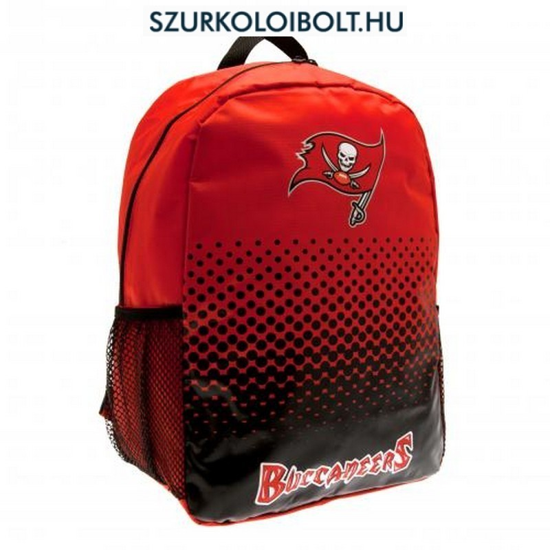 Tampa Bay Buccaneers Backpack - Original football and NFL fan ... fd5aa20ced