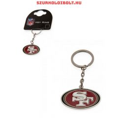 San Francisco 49ers  Keyring - official licensed product