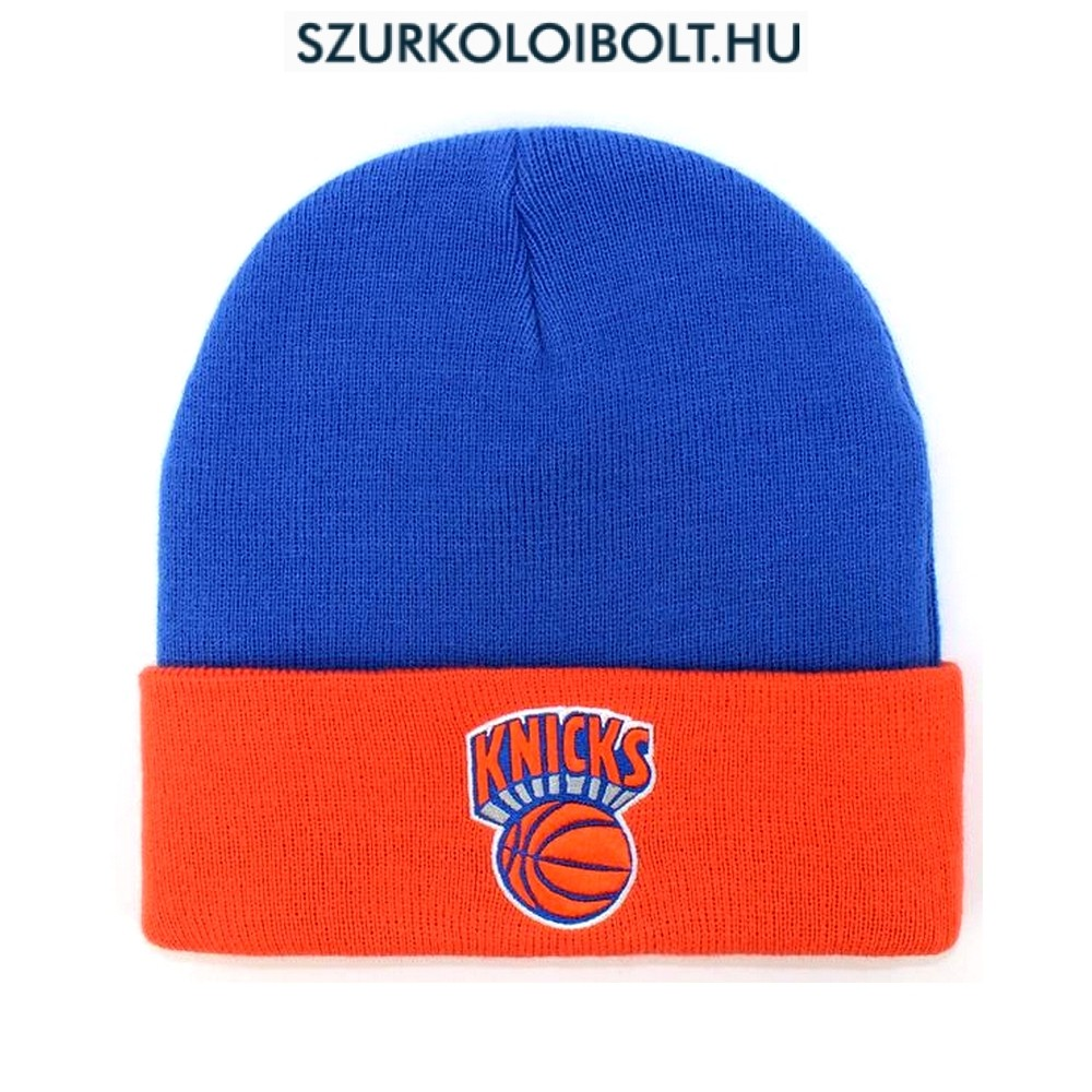 ef6663d3974f9 Ness New York Knicks Hat in team colors - Original football and NFL ...