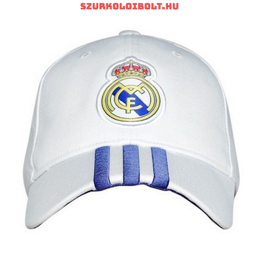 Real Madrid Baseball Cap - official product - Original football and ... 0f1758f10b3