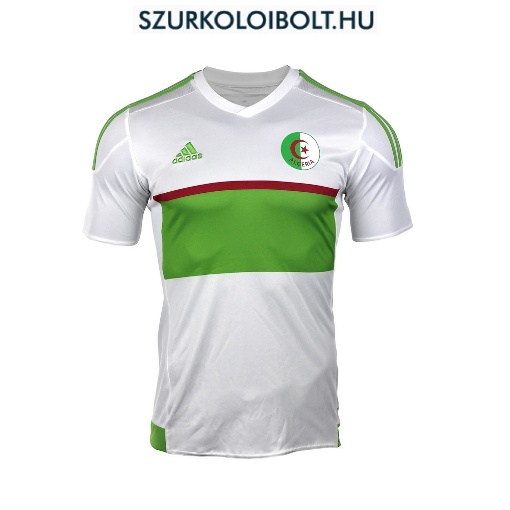 Adidas Algeria shirt - Original football and NFL fan products for ... 38c725f9a7