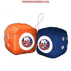 New York Islanders fuzzy dice